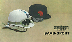 Saab 96 Sport Brochure 1964