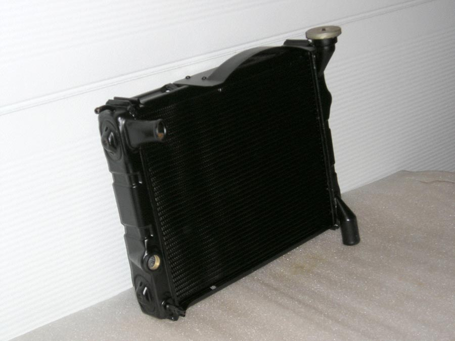 Rally Radiator - other view