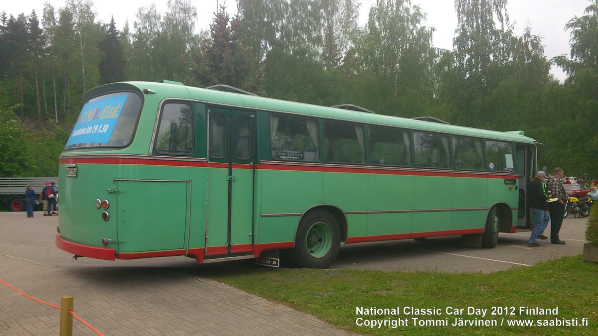 Volvo Bus With Wiima Body Tommi S Saab Site
