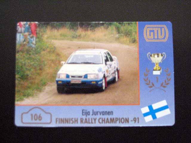 106.Eija-Jurvanen-Ford-Sierra - SOLD OUT -