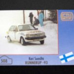 508.Kari-Suosilta-Toyota-Starlett - SOLD OUT -