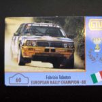 60.Fabrizio-Tabaton-Lancia-Delta-Integrale - SOLD OUT -