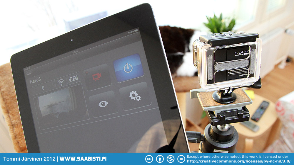 can you hook up a gopro to an iphone Hence, transferring your media files from gopro to iphone/ipad can be the mode button on your gopro camera and go to setup and select it.