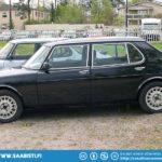 Slightly customized Saab 900 CD.