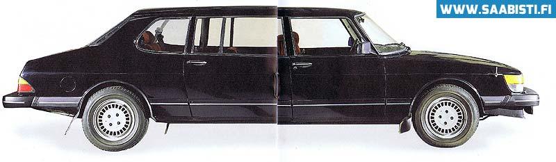 Saab 900 Limousine
