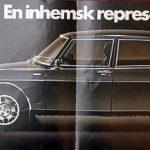 Saab 99 Finlandia brochure 1978. Note the missing small window.