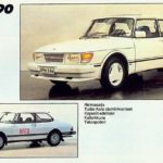 Saab 90 Lumikko - Magazine competition entry.