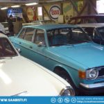 Etelä-Karjalan Automuseo. Car Museum.