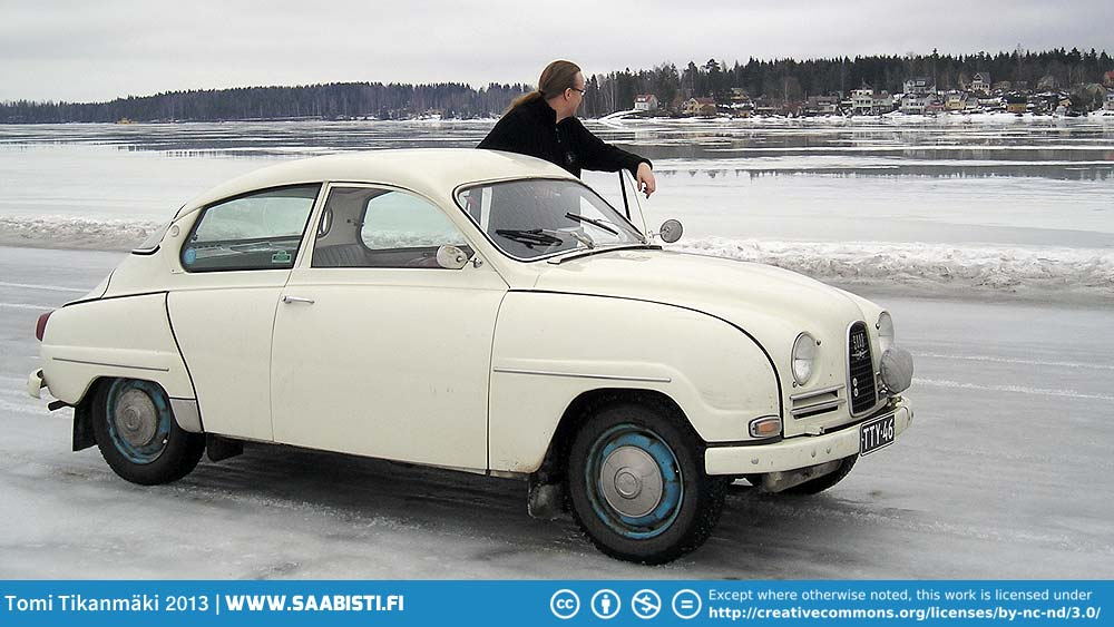 Saab Club Of Finland spring meeting – an adventure