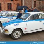 Replica (not works) Saab 96 V4 rally.