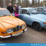 Nice Saab 96 V4.
