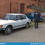 More Saab 99s.