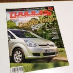 Tuulilasi Heinäkuu 2004. 2 € / tarjous