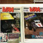 VM 11/83, 2/85. 3 € / kpl tai tarjous.