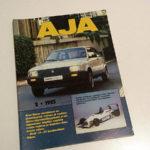 AJA 2 1985. 4 €.