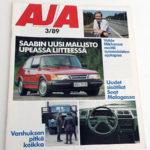 AJA 3 1989. MYYTY