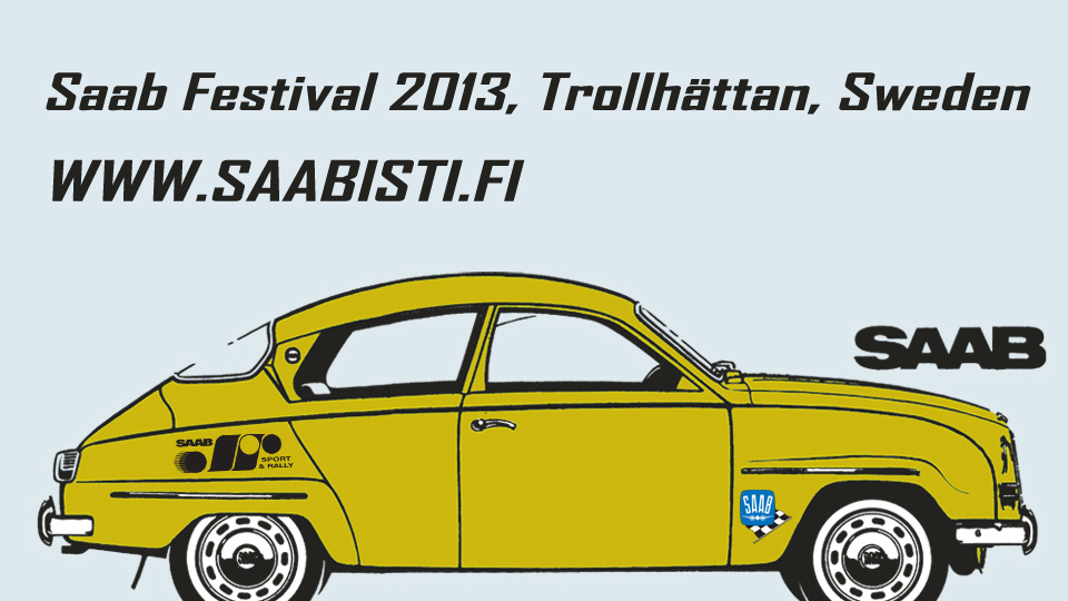 Saab Festival, Trollhättan, Sweden – the video