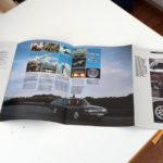 Saab 900i ja 900 Turbo 1987. sis. maalauksen ja sisustan väriohjelmat. 42s. -MYYTY-