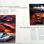Saab 900 Turbo 20 v. 1997. A4 4s. 4 €.