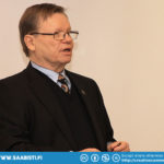 Jorma Tapola, Hankiralli-yhdistys ry:n puheenjohtaja.