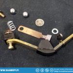 Air flow meter parts.