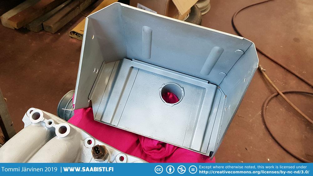 99 Turbo battery box
